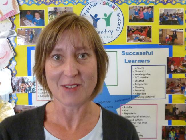 Mrs Collins - Catch-Up Teacher, MFL