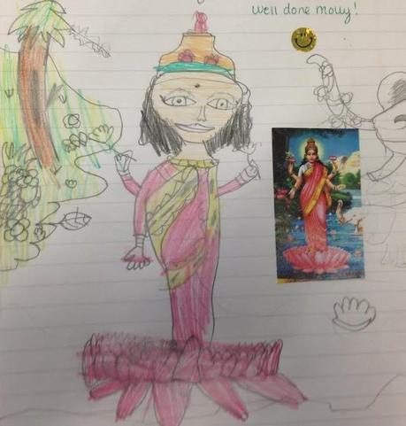 Lakshmi- by Molly Lehane