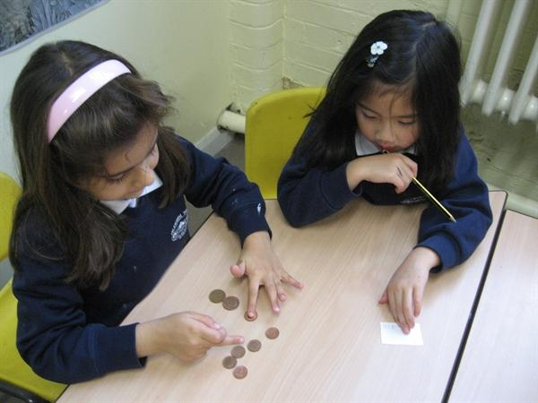 Maths - using money