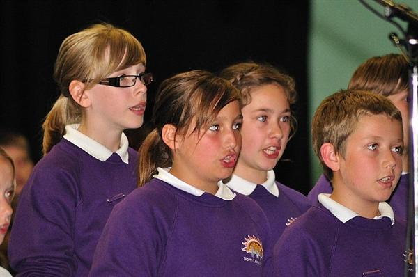 Transition Choir Concert (July 2011)