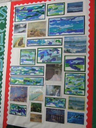 Water Inspired Art