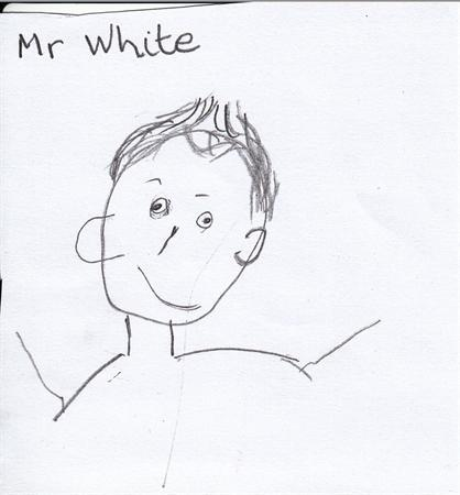 Mr. White - Nursery Teacher