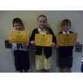 Our Class 10 winners!