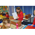 Class 8s composing town cries for Chorley Market