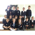 The new School Council - April 2013