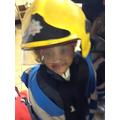 safety fire helmet