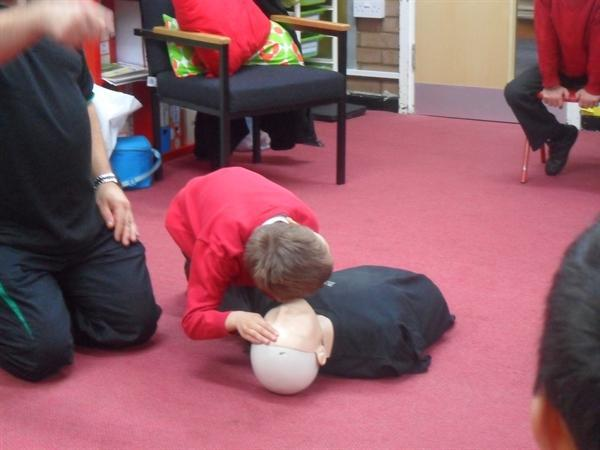 First-Class First Aiders!
