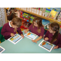 Using the ipads to learn number facts