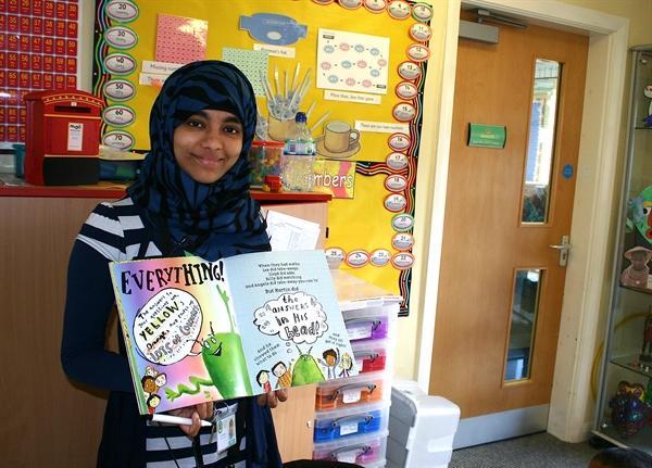 Miss N Begum-Teaching Assistant