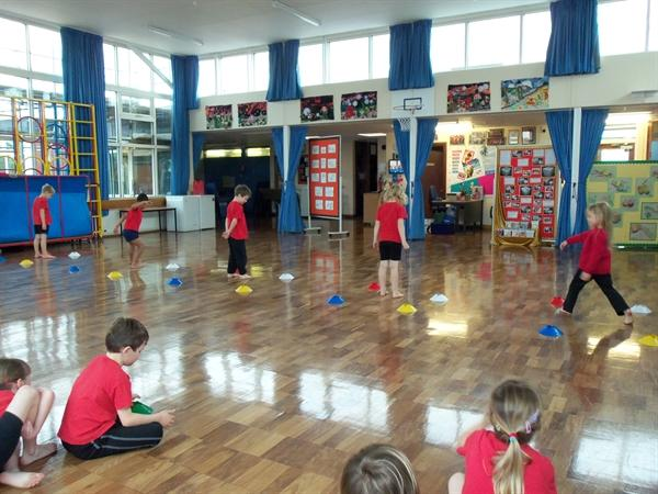 Sports with Tuxford Young Leaders
