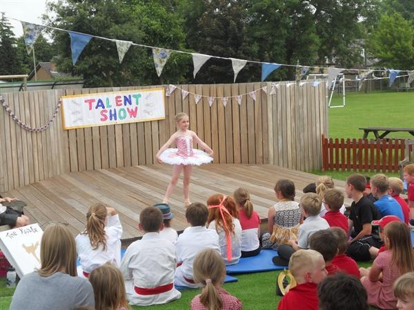 St Nicholas has talent!