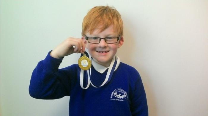 Charlie (3NH) - 1st place in basketball!