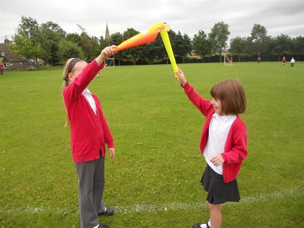 Class 2 torch relay