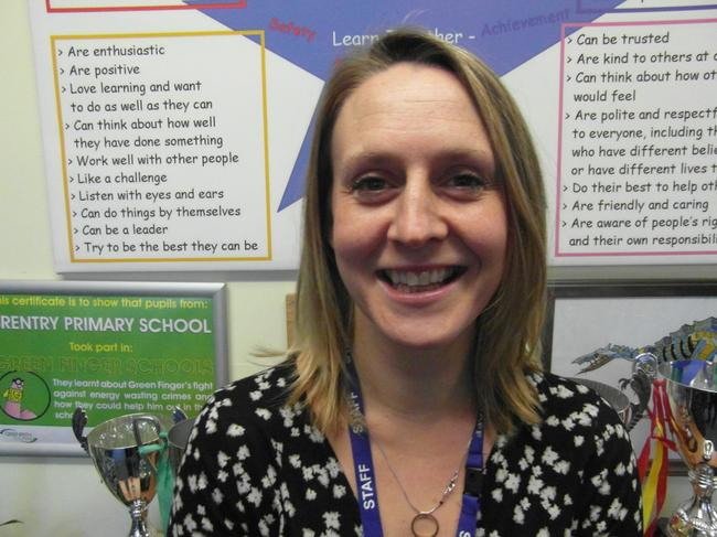 Mrs Tierney - Phonics Intervention Teacher