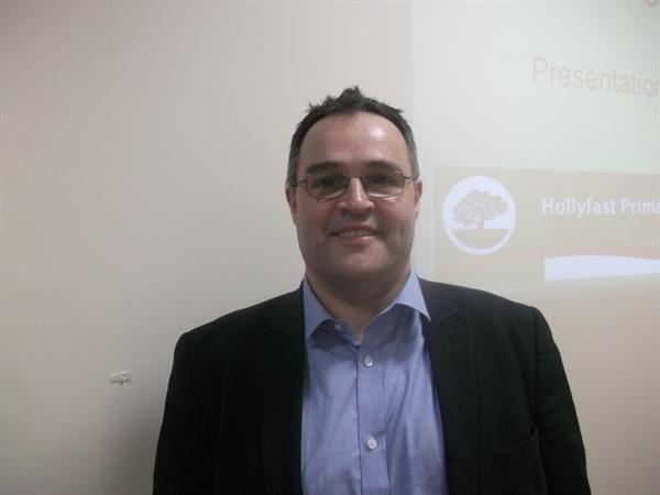 Chris Vowles - Parent Governor
