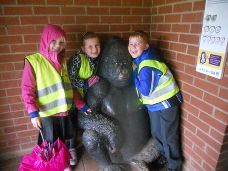 October 2013 - Twycross Zoo - Healthy Eating & Teeth - Year 3 6