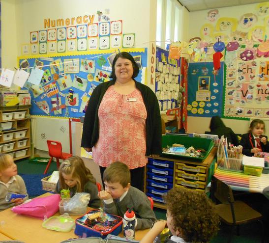Christine Skinner - Midday Supervisor
