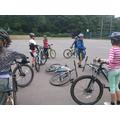 Cycling - Barton Hall 2014
