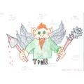 Troll by Callum B