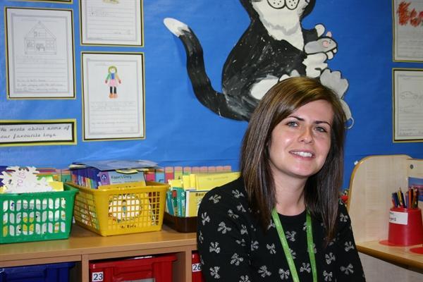 Miss C Binks-Teaching Assistant
