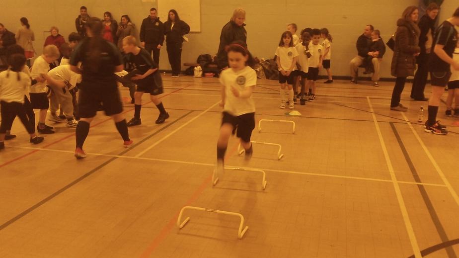 Happy hurdles.