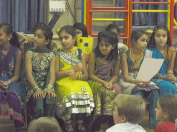 Our Diwali Assembly