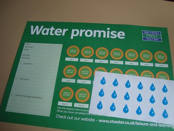 Water promises made