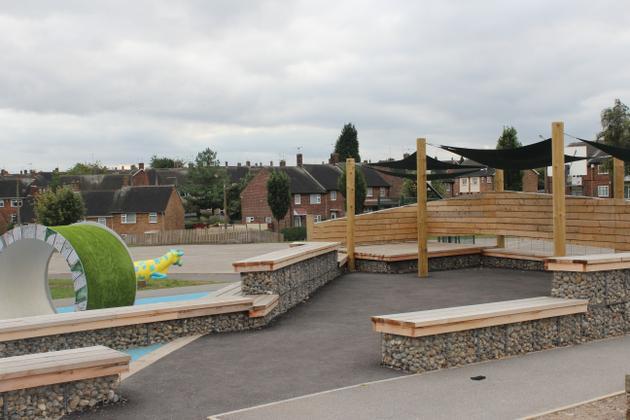 27 - Upper School Playground