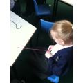 Plaiting our own bracelets