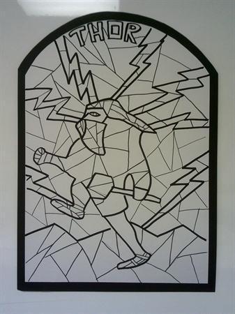 Viking Art: Thor