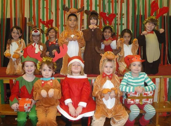 Lots of Reindeer