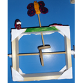 Butterfly Moving Mechanism (Year 6)