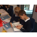 Buddy Reading Year 2 and 5