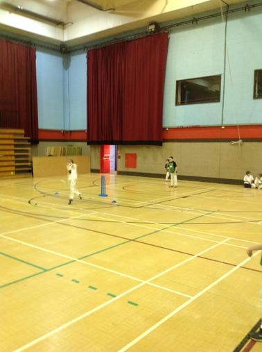 Indoor Cricket Tournament 2014 January