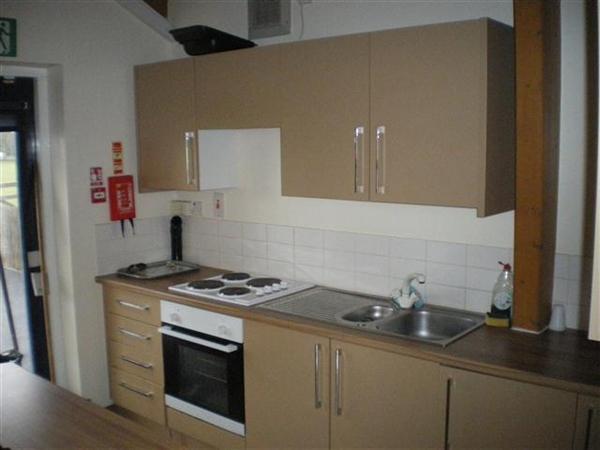 Community Room Kitchen Facility