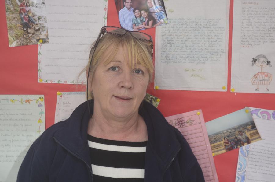 Mrs Ireland