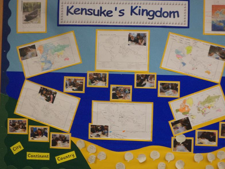 Linking geography and literacy