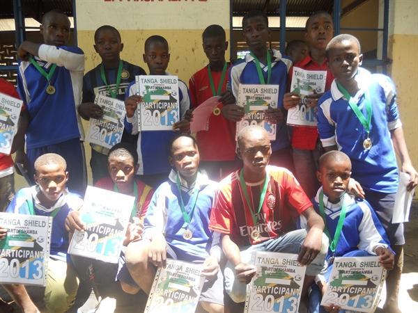 The Martinshamba team played brilliantly.