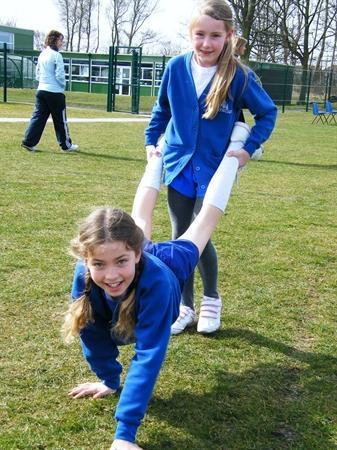 Woodlands' Sport Relief Mile
