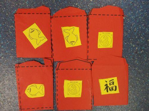 Receptions money envelopes