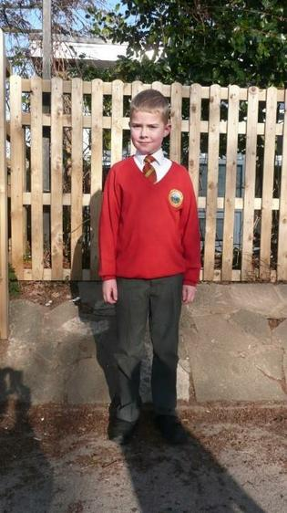 KS2 Boy School Uniform