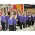 Sainsbury's Opening (Nov 2011)