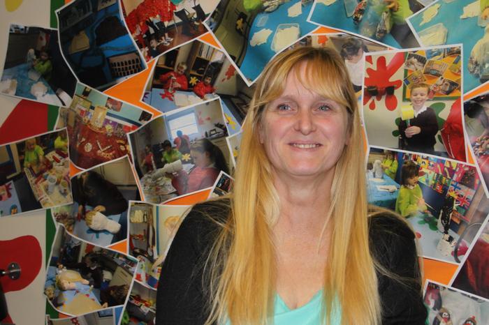 Miss J Parker - Teaching Assistant
