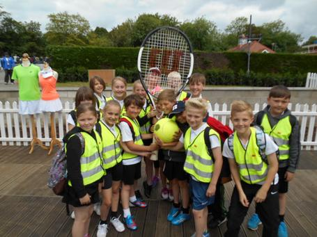 June 2014 - Aegon Classic Tournament  (Years 4, 5 and 6) 1