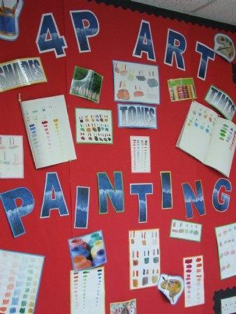 Painting by 4P  Painting by 4P