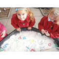 Searching for phonemes in the flour