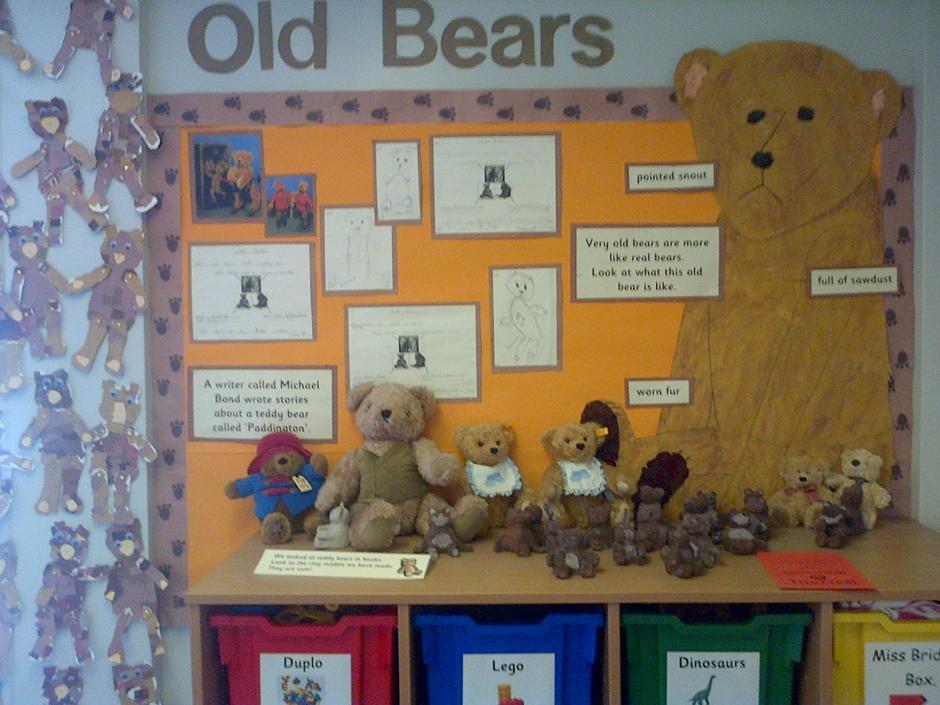 Old Bears
