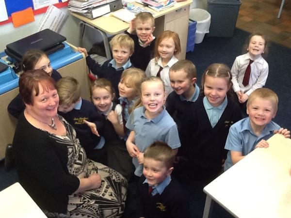 We spoke to Mrs Garfoot about being a teacher