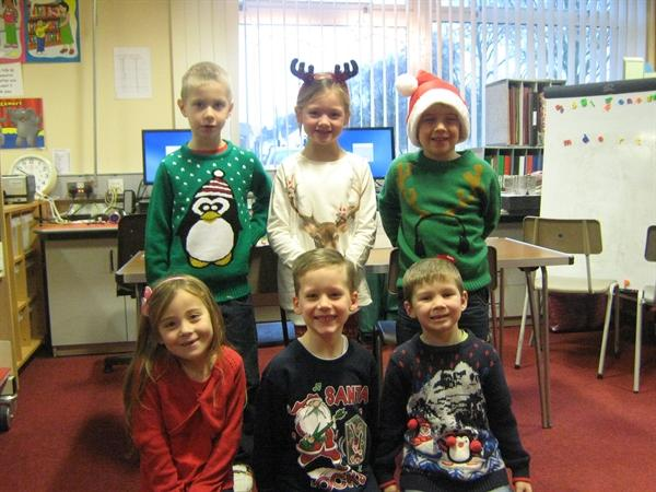 Christmas Jumper Day in aid of 'Save The Children'