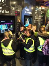 December 2013 - Jodrell Bank Discovery Centre - Year 5. 8